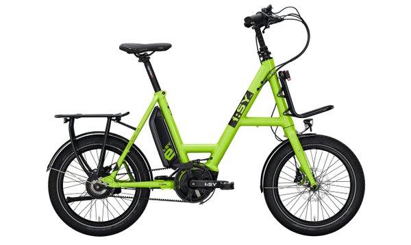 I:SY DrivE XXL N3.8 ZR Light Green Matt