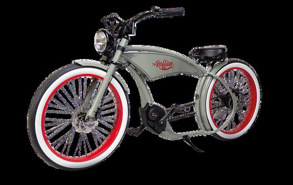 The Ruffian by Ruff-Cycles