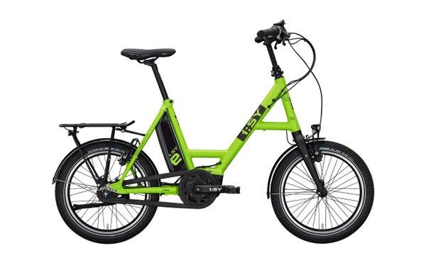 I:SY DrivE S8  LL Light Green Matt