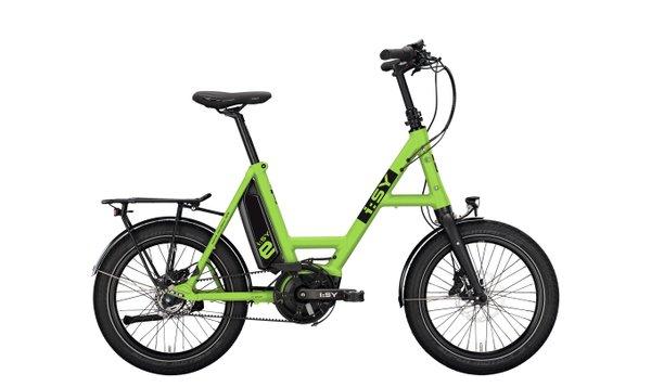 I:SY DrivE E5 ZR Light Green Matt