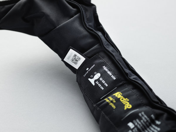 Hövding 3.0 Airbag für Radfahrer