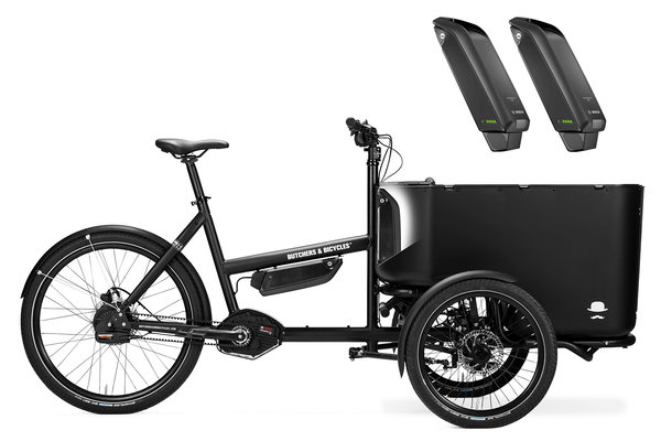 ButchersandBicycles MK1-E Dual-Battery